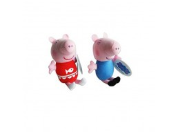 PEPPA PIG PELUCHE CM 20 5060228450105