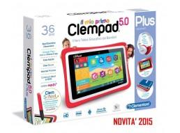CLEMPAD IL MIO PRIMO CLEMPAD 5.0 HD PLUS 3-6 ANNI CLEMENTONI 13370