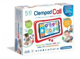 CLEMPAD CALL TABLET 5 POLLICI SIM TIM  INCLUSA CLEMENTONI 13943