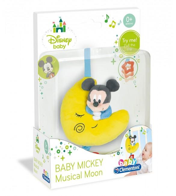 BABY MICKEY MORBIDA LUNA MUSICALE 14534