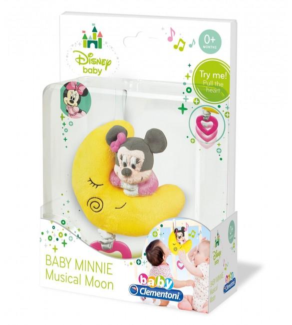 BABY MINNIE MORBIDA LUNA MUSICALE 14535