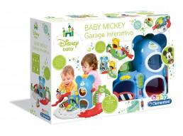 BABY MICKEY GARAGE INTERATTIVO 14985