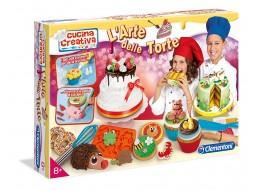 Clementoni 15782 - Cucina Creativa l'Arte delle Torte