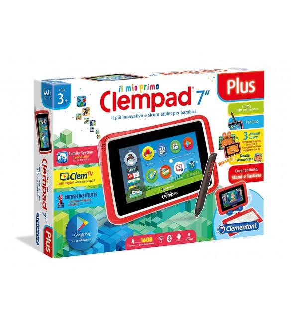 """Clempad Il Mio Primo Clempad 7 """" Edizione 2017 16GB Clementoni"""