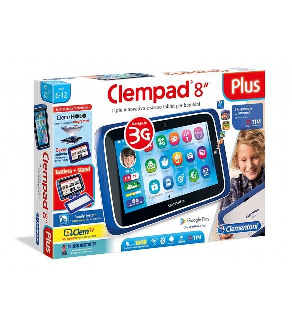 """Clempad Tablet 8"""" Plus -  [Versione 2017] - Clementoni 16605 –"""
