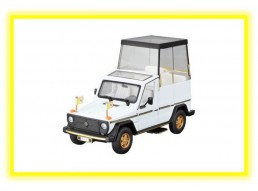 Bburago PapaMobile Mercedes Benz 230 GE 1:43 Die Cast