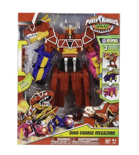 POWER RANGER DX MEGAZORD NCR02389