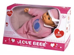 LOVE BEBÈ PRIME PAROLE CM 35 RDF50326