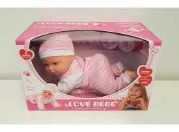 Love Bebè Primi Passi - Giocheria RDF51899