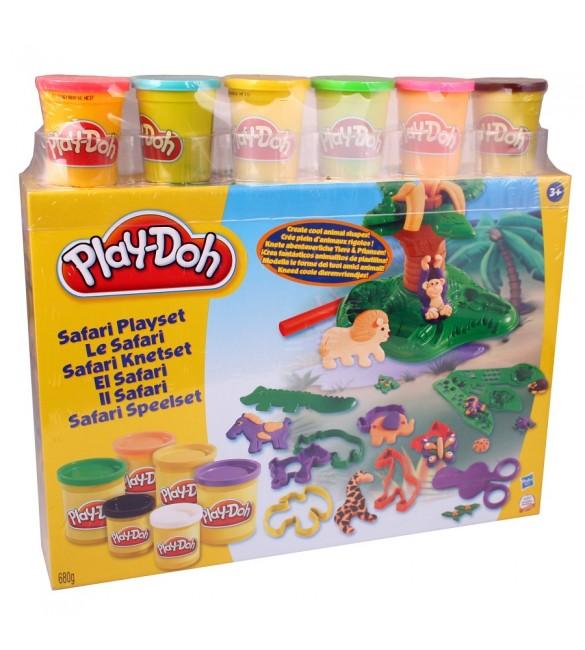 PLAY-DOOH SAFARI HDG22777