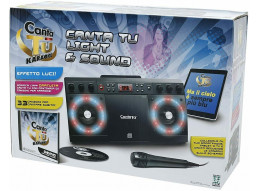 Giochi Preziosi Canta Tu Light and Sound Karaoke