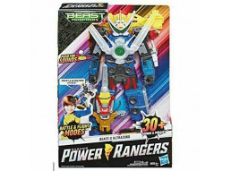 Hasbro Hasbro Power Rangers Morphers Beast-X Ultrazord con Suoni e Frasi, Versio