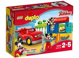 LEGO DUPLO L'OFFICINA DI TOPOLINO 10829