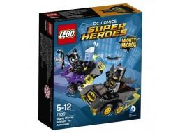MIGHTY MICROS: BATMAN™ CONTRO CATWOMAN 76061