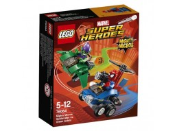 LEGO MIGHTY MICROS: SPIDERMAN CONTRO GOBLIN 76064