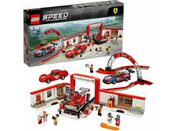 LEGO 75889 - Speed Champions Garage Ferrari