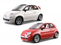 FIAT 500 C CABRIOLET DA093965