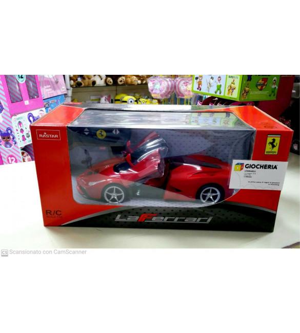 Ferrari La Ferrari radiocomandata 1:14 Prodotto Ufficiale Ferrari