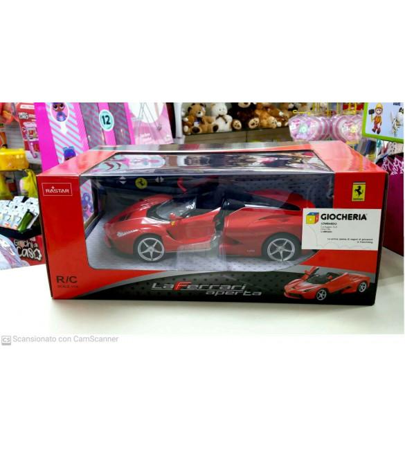 Ferrari La Ferrari Aperta radiocomandata 1:14 Prodotto Ufficiale Ferrari