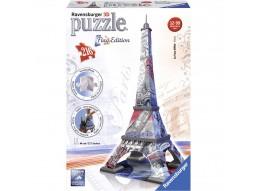RAVENSBURGER PUZZLE 3D TOUR EIFFEL HDGRVN12580