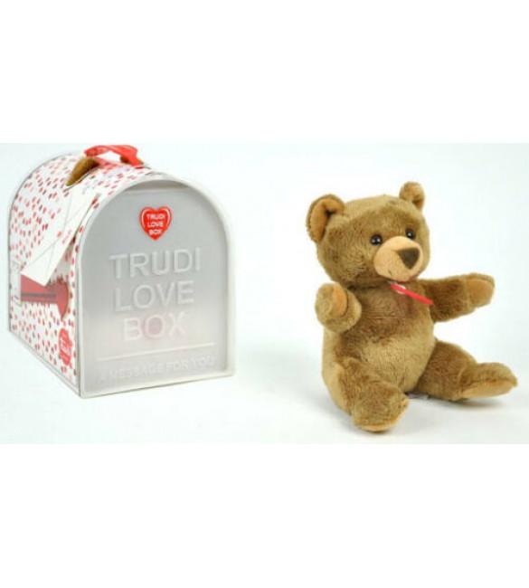 TRUDY TRUDI LOVE AMORE ORSO BEAR TRUDI ITALIA
